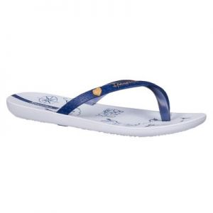 Japonki Ipanema Made in Brazil FEM 81522 White/Blue 23887