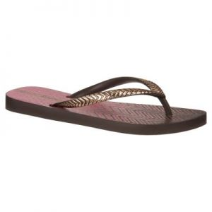 Japonki Ipanema Clas Trends VII FEM 81701 Brown/Pink 21312
