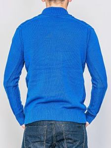 Sweter Męski Model O-09-009 BLUE