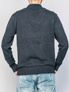 Sweter Męski Model O-09-009 GREY