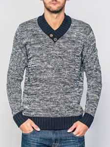 Sweter Męski Model O-09-010 NAVY