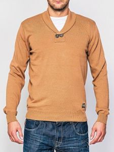 Sweter Męski Model O-09-012 BROWN
