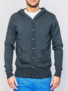 Sweter Męski Model O-09-017 DARKGREY