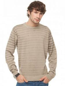 Sweter Męski Model WL08-09-007 BROWN